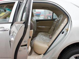 2011款1.5L 手动舒适版 后排空间