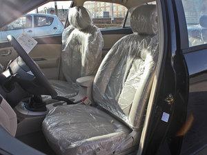 2012款1.5L 手动豪华版 前排座椅
