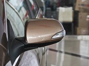 2013款改款 1.5TI 手动尊贵版 后视镜
