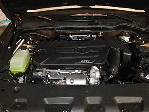 2013款改款 1.5TI 手动尊贵版 发动机