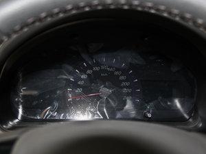 2013款2.4L 手动尊贵版 仪表