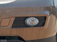 细节外观比亚迪S6雾灯
