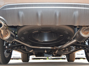 2014款2.4L 自动尊贵版 备胎
