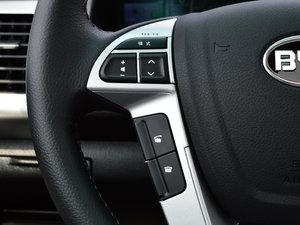 2014款2.4L 自动尊贵版 中控区