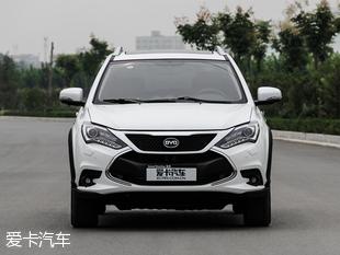 比亚迪汽车2015款唐