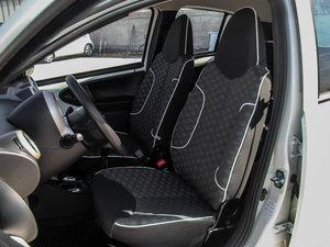 2015款1.0 手动铉酷型 前排座椅