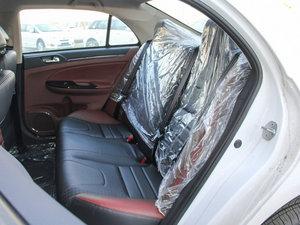 2015款改款 1.5L 手动舒适型 后排座椅