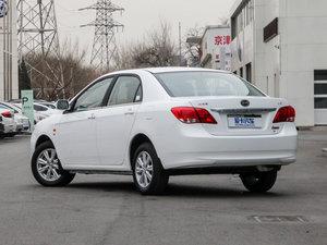 2015款节能版 1.5L 自动舒适型 后侧45度