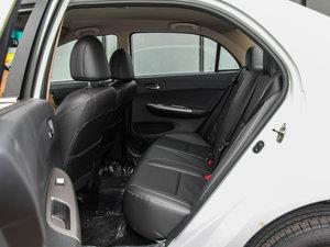 2015款节能版 1.5L 自动舒适型 后排空间