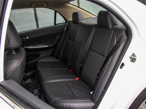 2015款节能版 1.5L 自动舒适型 后排座椅