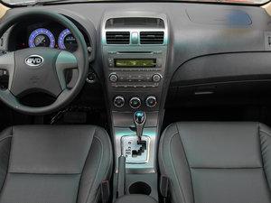 2015款节能版 1.5L 自动舒适型 中控台