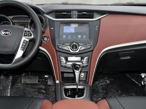 2015款1.5TID 自动尊贵型 中控台