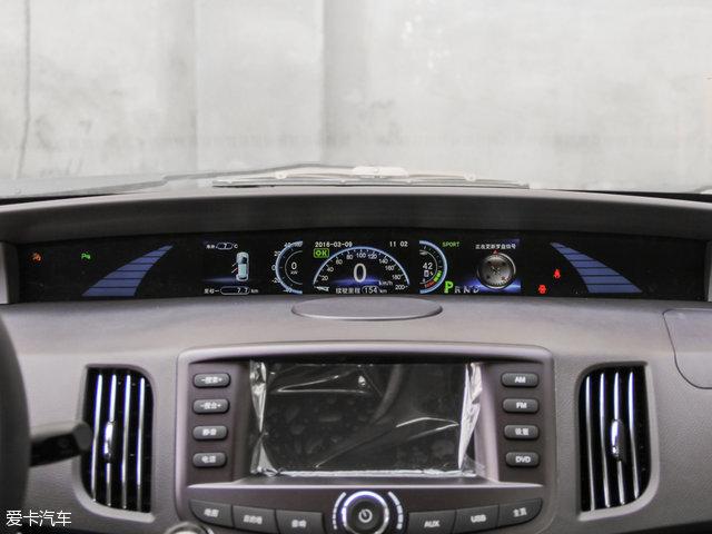 比亚迪汽车2016款比亚迪e6
