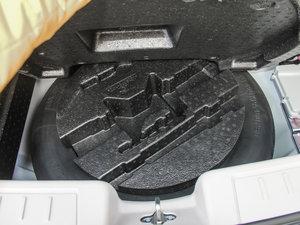 2016款400精英版 备胎