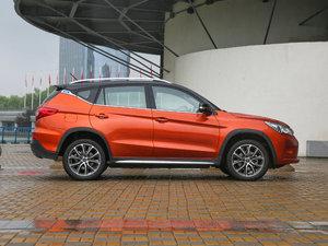 2017款EV300 尊贵型 整体外观