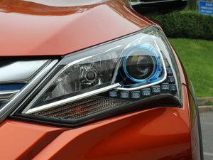 2017款EV300 尊贵型 头灯
