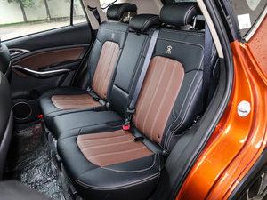 2017款EV300 尊贵型 后排座椅