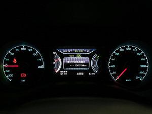 2017款EV300 尊贵型 仪表