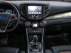 2017款EV300 尊贵型 中控台