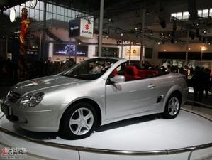 2009款比亚迪S8 整体外观