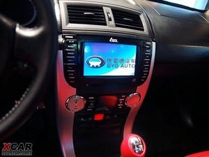 2009款比亚迪S8 中控台