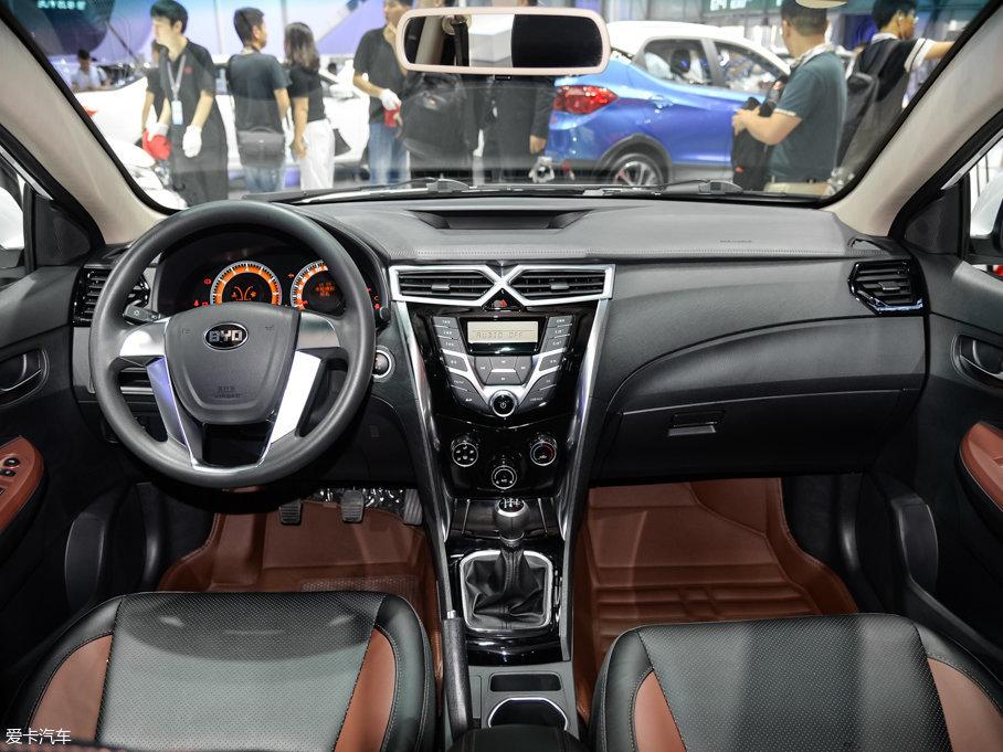 比亚迪汽车2016款比亚迪F3