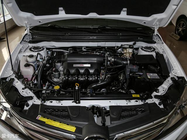 动力方面,全系车型均搭载的是一台1.5L自然吸气发动机,其最大功率80kW(109Ps),最大扭矩145Nm。