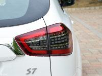 细节外观比亚迪S7尾灯
