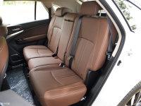 空间座椅比亚迪S7后排座椅