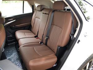 2017款2.0T 自动旗舰型 后排座椅