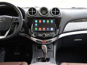 2017款2.0T 自动旗舰型 中控台