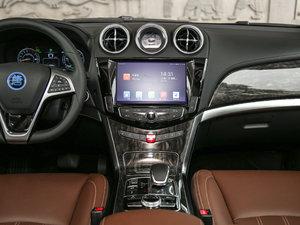 2017款基本型 中控台