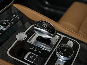 2017款EV300 尊享型 变速挡杆