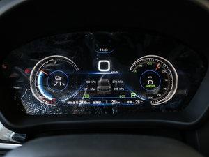 2017款EV300 尊享型 仪表