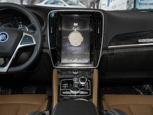 2017款EV300 尊享型 中控台