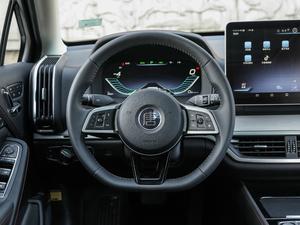 2018款DM 2.0T 四驱智联创世型 7座 方向盘