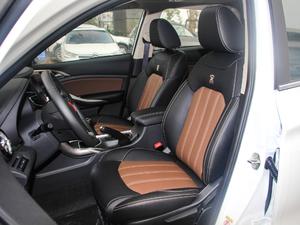 2018款1.5TI 手动智联进享型 前排座椅