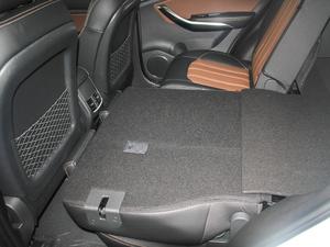 2018款1.5TI 手动智联进享型 后排座椅放倒