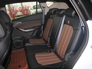 2018款1.5TID 全时四驱尊荣型 后排座椅