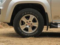 细节外观骐铃T7轮胎