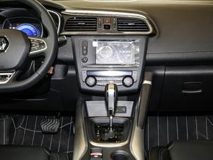 2019款SCe200 自动两驱智享型 国VI 中控台