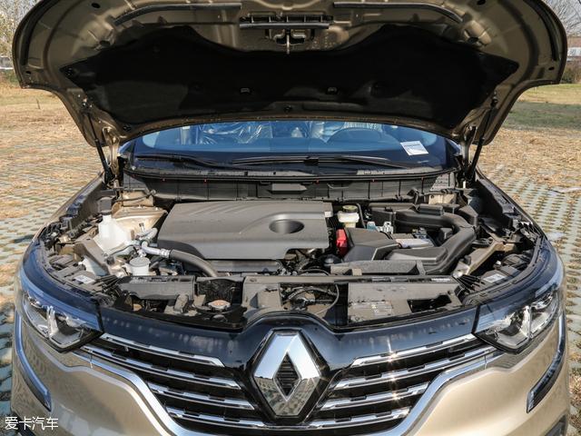 东风雷诺科雷傲:搭载了一台2.0L自然吸气-推荐车型 科雷傲高清图片