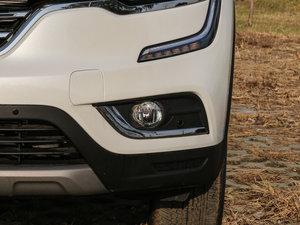 2017款2.5L 四驱至尊版 雾灯