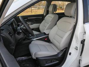 2017款2.5L 四驱至尊版 前排座椅