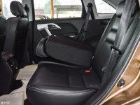 空间座椅金杯S70后排座椅放倒