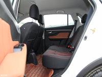 空间座椅智尚S35后排空间