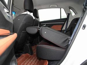 2017款1.5L 手动智能版 后排座椅放倒