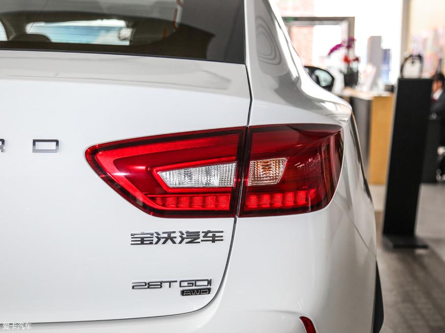 2018款BX628T 四驱GT至酷型