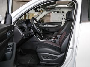 2018款28T 四驱GT至酷型 前排空间