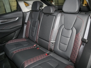 2018款28T 四驱GT至酷型 后排座椅
